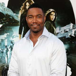 Michael Jai White in Los Angeles Premiere of Total Recall
