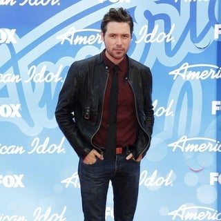 Michael Johns in American Idol Finale Results Show Live - Arrivals