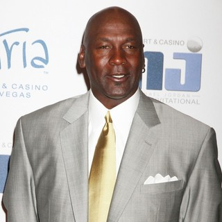 Michael Jordan in Sports and Entertainment Stars Gather for 11th Annual Michael Jordan Celebrity Invitational Gala