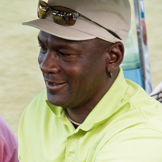Michael Jordan in Michael Jordan Celebrity Invitational Golf Tournament