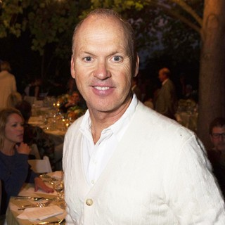 Michael Keaton in The 24 Hour Plays After Performance Dinner