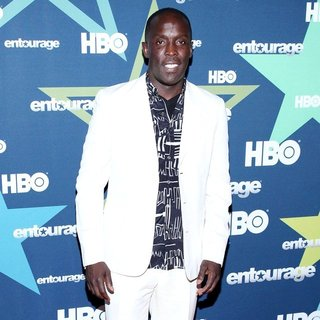 Michael Kenneth Williams in Final Season Premiere of HBO's Entourage