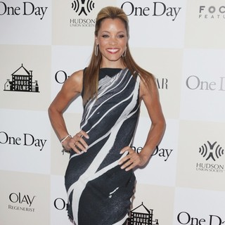 Michael Michele in New York Premiere of One Day