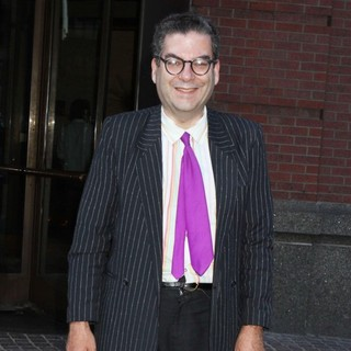 Michael Musto in Special Screening of The Debt - Outside Arrivals