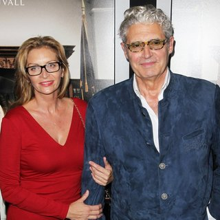 Michael Nouri in Premiere of Warner Bros. Pictures and Village Roadshow Pictures' The Judge