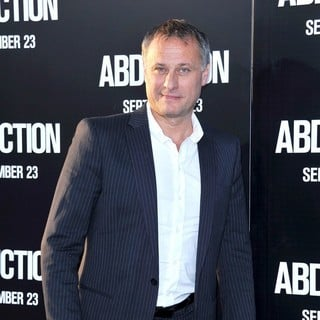 The Premiere of Abduction - Arrivals - michael-nyqvist-premiere-abduction-02