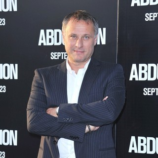 The Premiere of Abduction - Arrivals - michael-nyqvist-premiere-abduction-03