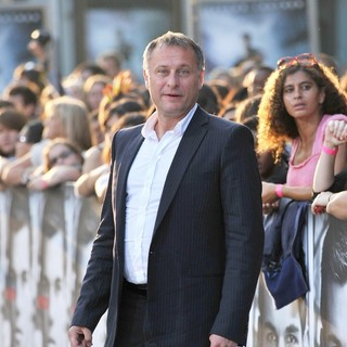 The Premiere of Abduction - Arrivals - michael-nyqvist-premiere-abduction-04