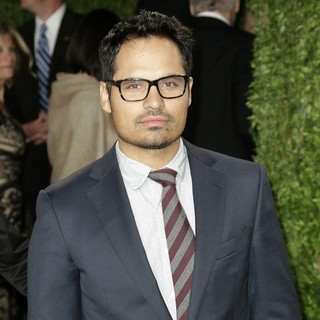 Michael Pena in 2013 Vanity Fair Oscar Party - Arrivals