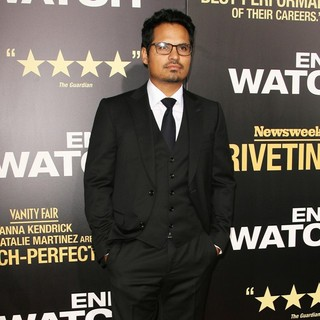 Los Angeles Premiere of End of Watch - michael-pena-premiere-end-of-watch-02