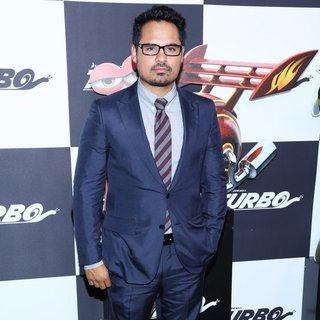 Michael Pena in New York Premiere of Turbo