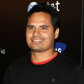 Michael Pena in Samsung Infuse 4G for AT and T Launch Event - Arrivals