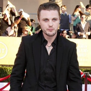 Michael Pitt in The 18th Annual Screen Actors Guild Awards - Arrivals