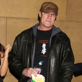 Michael Rooker in Los Angeles Premiere of Super