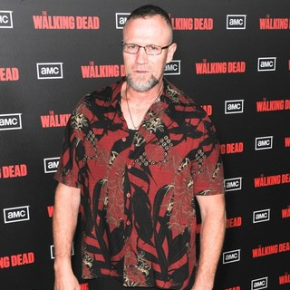 Michael Rooker in The Premiere of AMC's The Walking Dead 2nd Season