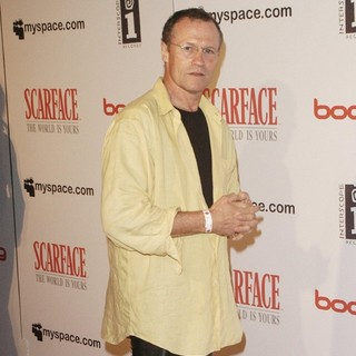 Michael Rooker in Scarface: The World Is Yours Video Game Party - Arrivals