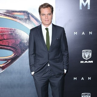 Michael Shannon in World Premiere of Man of Steel - Arrivals