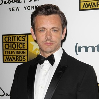 Michael Sheen in Broadcast Television Journalists Association's 3rd Annual Critics' Choice Television Awards