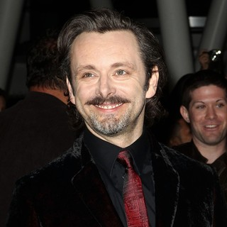 Michael Sheen in The Premiere of The Twilight Saga's Breaking Dawn Part II