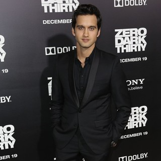 Michael Steger in Los Angeles Premiere of Columbia Pictures' Zero Dark Thirty