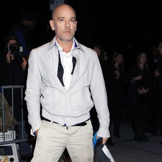 Michael Stipe in New York Premiere of On the Road Presented by Grey Goose Vodka - Arrivals