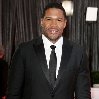 Michael Strahan in The 85th Annual Oscars - Red Carpet Arrivals
