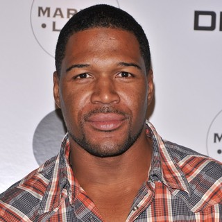 Michael Strahan in Dream Downtown Opening Party - Arrivals