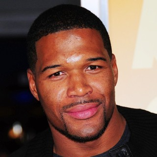 Michael Strahan in New York Premiere of The Informant