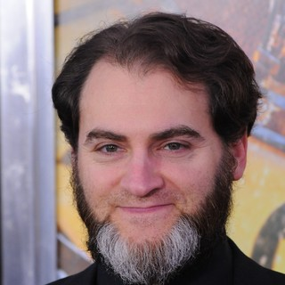 Michael Stuhlbarg in Hugo Premiere