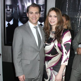 Michael Stuhlbarg in Men in Black 3 New York Premiere - Arrivals - michael-stuhlbarg-premiere-men-in-black-3-01