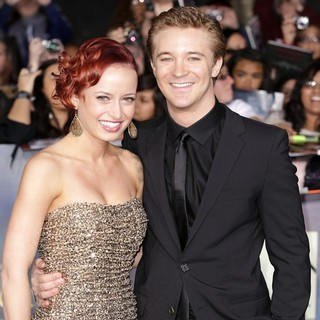 Michael Welch in The Premiere of The Twilight Saga's Breaking Dawn Part II - michael-welch-premiere-breaking-dawn-2-03