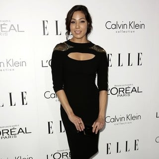 Michaela Conlin in ELLE 20th Annual Women in Hollywood Celebration