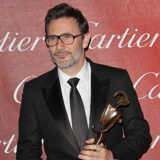 Michel Hazanavicius in The 23rd Annual Palm Springs International Film Festival Awards Gala - Press Room