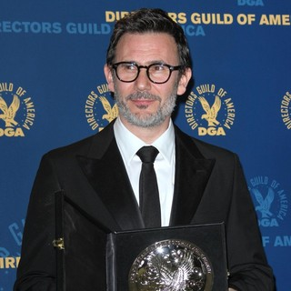 Michel Hazanavicius in 64th Annual Directors Guild of America Awards - Press Room