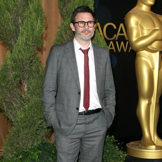 Michel Hazanavicius in 84th Annual Academy Awards Nominees Luncheon