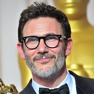 Michel Hazanavicius in 84th Annual Academy Awards - Press Room