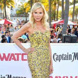 Michele Berk in Paramount Pictures' World Premiere of Baywatch