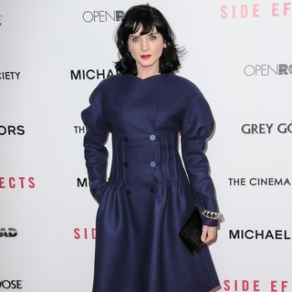 Michele Hicks in New York Premiere of Side Effects