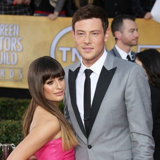 Lea Michele in 19th Annual Screen Actors Guild Awards - Arrivals - michele-monteith-19th-annual-screen-actors-guild-awards-01