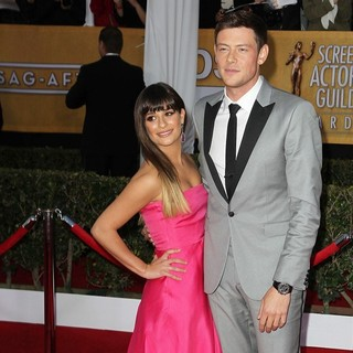 Lea Michele in 19th Annual Screen Actors Guild Awards - Arrivals - michele-monteith-19th-annual-screen-actors-guild-awards-02