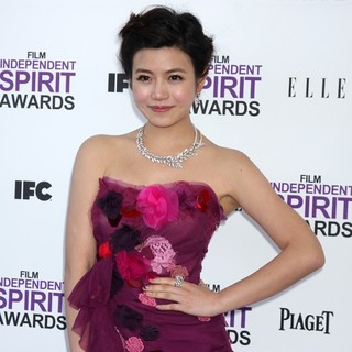 Michelle Chen in 27th Annual Independent Spirit Awards - Arrivals