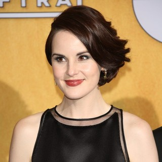 Michelle Dockery in 19th Annual Screen Actors Guild Awards - Press Room