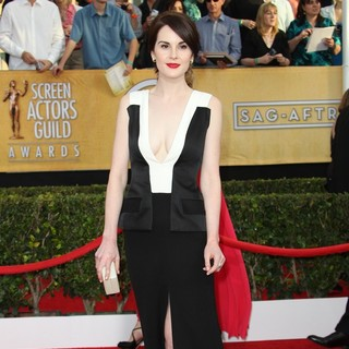 Michelle Dockery in The 20th Annual Screen Actors Guild Awards - Arrivals