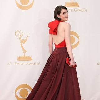 Michelle Dockery in 65th Annual Primetime Emmy Awards - Arrivals