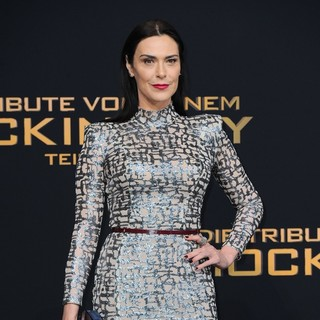 Michelle Forbes in World Premiere of The Hunger Games: Mockingjay, Part 2