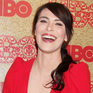 Michelle Forbes in HBO Golden Globe Awards 2014 After Party - Red Carpet Arrivals