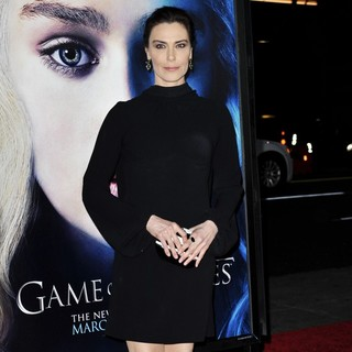 Michelle Forbes in Premiere of The Third Season of HBO's Series Game of Thrones - Arrivals