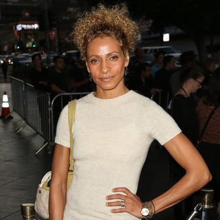 Michelle Hurd in Los Angeles Premiere of 12 Years a Slave