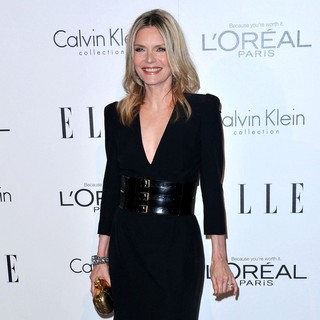 Michelle Pfeiffer in ELLE's 18th Annual Women in Hollywood Tribute - Red Carpet