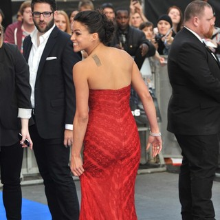 Michelle Rodriguez in World Premiere of Fast and Furious 6 - Arrivals